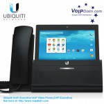Ubiquiti UniFi Executive VoIP Video Phone (UVP-Executive), SIP phone with 7